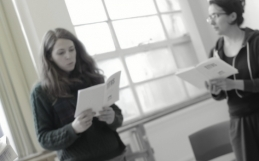 "Titus Rehearsal Blog: ""Room Full of Women"" by Elly Condron"