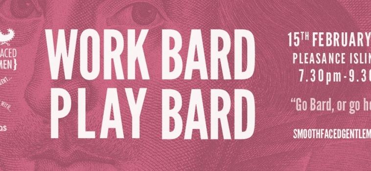 Work Bard Play Bard 2 – lineup
