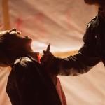 Titus Andronicus at the Edinburgh Fringe (photo by Mihaela Bodlovic)